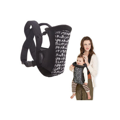 Vented Snugli Front/Chest Infant/Baby/Child Carrier Comfortable/Strap Support