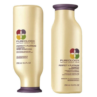Pureology Platinum Blonde Shampoo 250ml Conditione