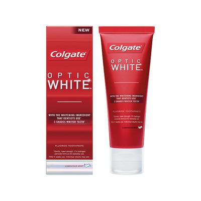 Colgate 95g Optic White Whitening Toothpaste White