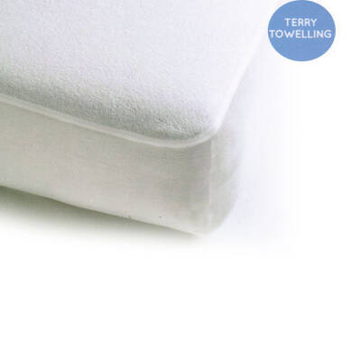 Terry Towelling Water Resistant Baby Mattress Protector