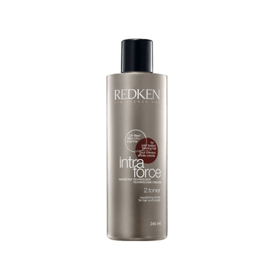 145ml Redken Intra Force Toner Hair Loss Treatment for Thinning Coloured Hair