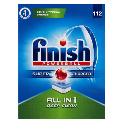 All in 1 Finish PowerBall Tablets
