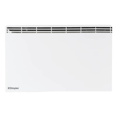 Dimplex 2400W Panel Heater Heating Wall Mountable/Portable Freestanding Castors