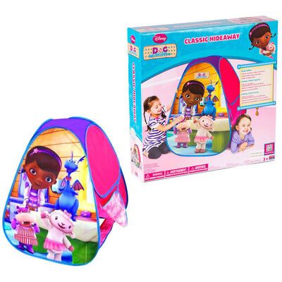Disney Purple Pink Pop-Up Tent Cubby House Playhouse Indoor/Outdoor/Kids Toddler