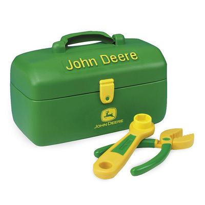 John Deere Soft Tool Box Toy