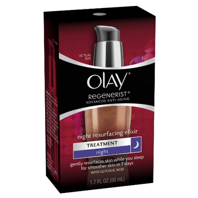50ml Olay Regenerist Resurfacing Elixir Exfoliator