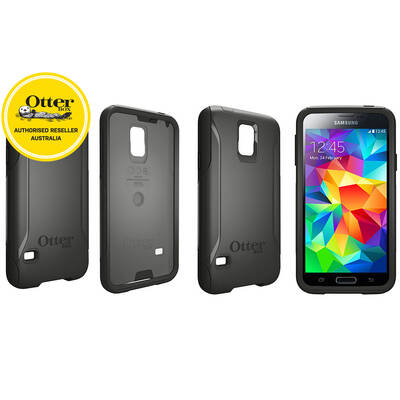 Otterbox Black Commuter Heavy Duty Tough Case Cove