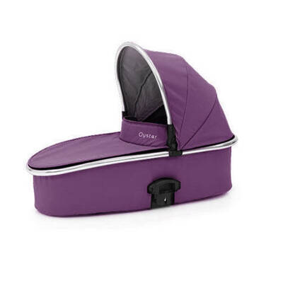 Oyster Max Carrycot Purple