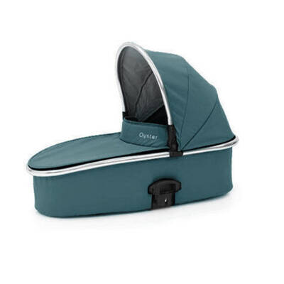 Oyster Max Carrycot Attachment Teal