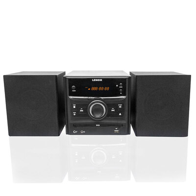 Bluetooth Hifi/Dvd Player Region Free/Usb Port/Cd/Mp3/Wma/Jpg/Fm Radio/Speaker