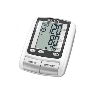 Homedics Blood Pressure Monitor 2 Arm Cuffs/100 Me