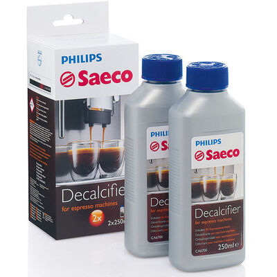 Philips Saeco Ca6701 2X 250Ml Espresso Coffee Machine Descaler Decalcifier
