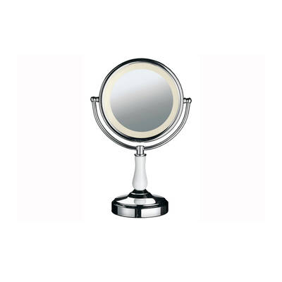 Conair Cbe70A Beauty Magnify Mirror Touch Control Luxury Lamp Light For Makeup