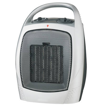 Heller Cfh150Ans 1500W Upright Ceramic Fan Heater