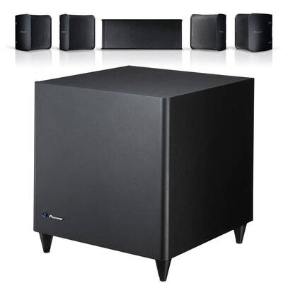 5.1ch Home Theatre Speakers Pack