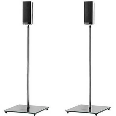 Omni Mount El0 2 Floor Adjustable Speaker Stands F