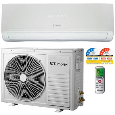 Dimplex DCSS09 Split System Air Conditioner/Cooler