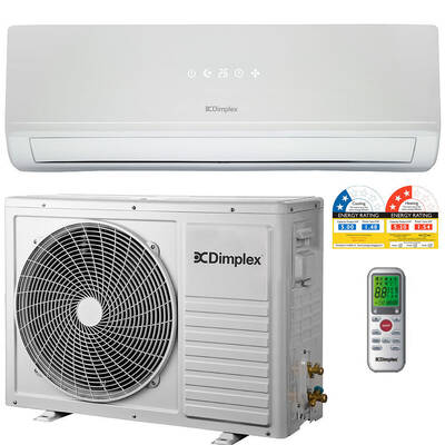 Dimplex DCSS18 Split System Air Conditioner/Cooler