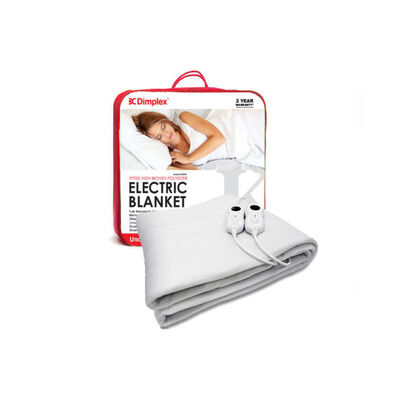Dimplex Washable Electric Blanket Fitted King Size