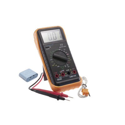 Doss Dm8100 Digital Multimeter With Temperature 3.