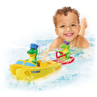 Tomy Boat Croc Floating Bath Toy