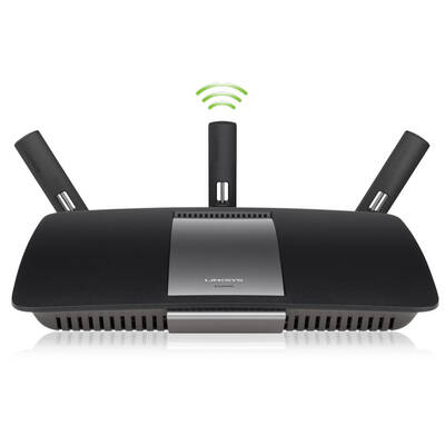Linksys Ea6900 Smart Wi-Fi Router Dual Band N600 + Ac1300 Gigabit 2X Usb Dlna