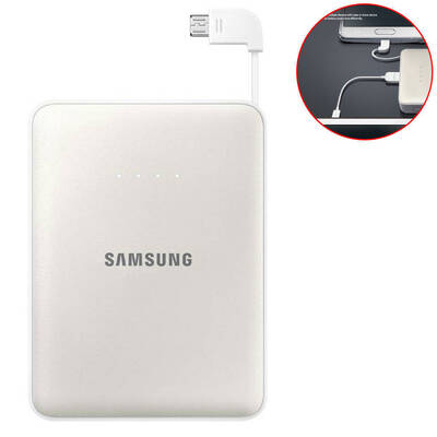 Samsung 8,400Mah 2A Portable Battery Usb Charger P