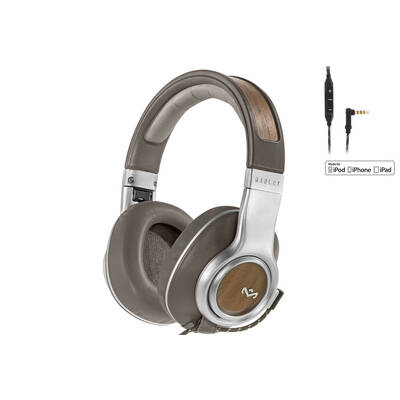 House Of Marley Regal Legend Active Noise Cancelling Headphones/Headset/Mic