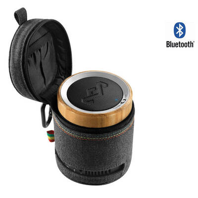 The House Of Marley Chant Hands Free Portable Wireless Speaker Mic Bluetooth