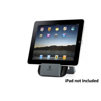 Griffin Gc16044 Folding Foldable Stand For Ipad Galaxy Tab & Other Tablet Black