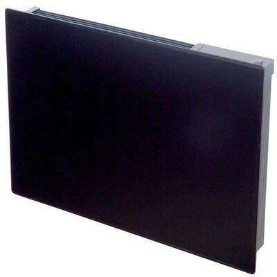Dimplex 2000W Black Glass Panel Heater Heating Wall Mountable/Bathroom/Bedroom