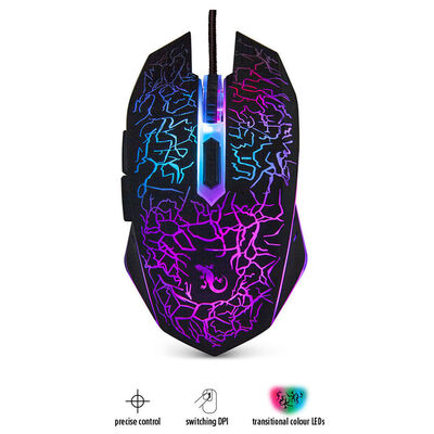 Gecko Gaming Mouse