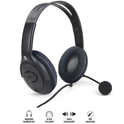 Gecko Pro Stereo Headset