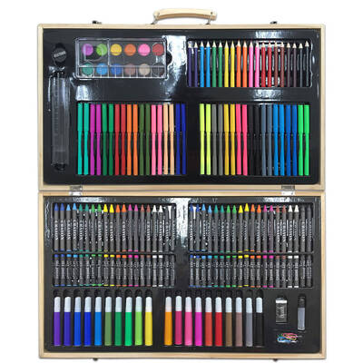 Deluxe Art Kit 180pcs