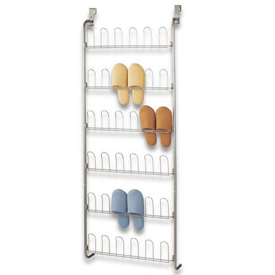 Hanging Over Door Shoe Rack