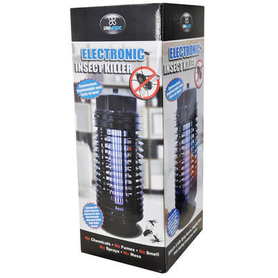 Electric Hanging UV Light Mosquito Fly Insect Killer Bug Zapper Catcher Trap