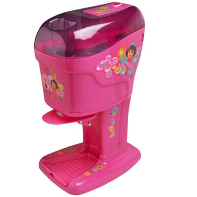 Dora The Explorer 1L Soft Ice Cream/Sorbet/Gelato Maker Children Kids Kitchen