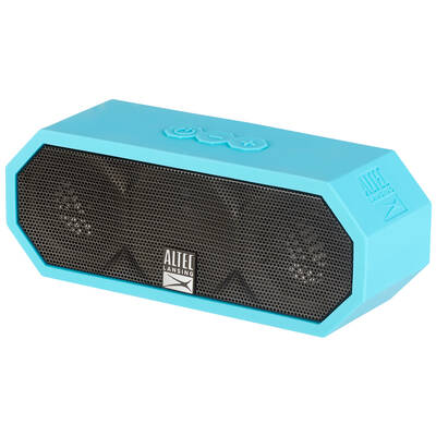 Altec Lansing Blue Jacket H20 Bluetooth AUX Wireless Portable Waterproof Speaker