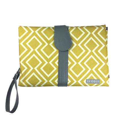 Citrine Baby Nappy/Diaper Changing Clutch Bag