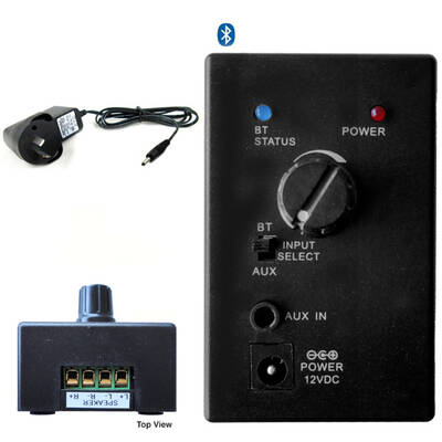 Wireless Bluetooth Receiver Adapter 3.5Mm Audio Music For Speaker/Smartphone/Av