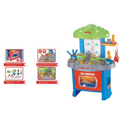 Kids/Children Kitchen Pretend Role Play Toy Set W/
