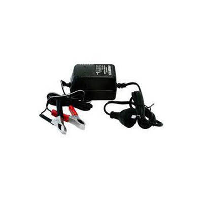 Ps665 12V 2V 6V Dc Trickle Sla Battery Charger With Clips