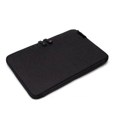 "Booq Msl11-Blk Mamba Sleeve 11"" 11-Inch  For Macbook Pro / Air Laptop Jute Black"
