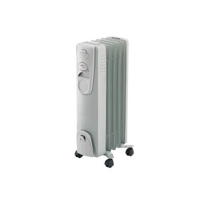 Heller Oil5 1000W 5 Fin Column Heater - 3 Heat Set