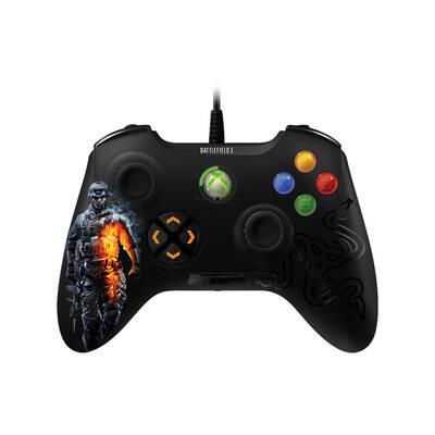 Razer Onza Xbox 360 Controller Battlefield 3 Colle