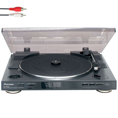 Pioneer PL-990 Vinyl Turntable Player Automatic/ 33 - 45 rpm/hands-off operation
