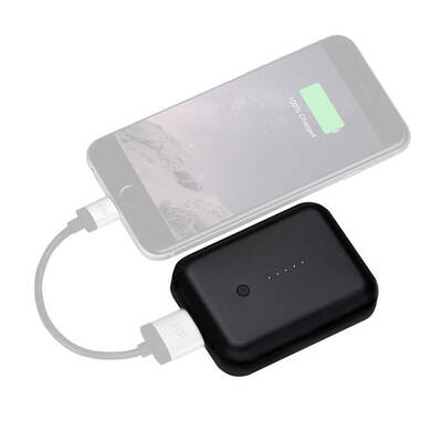 6000mAh Portable Battery External USB Charger