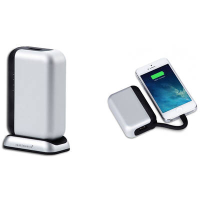 Just Mobile Topgum Backup Battery Iphone 5 6 Plus Ipad Ipod Touch Usb Devices