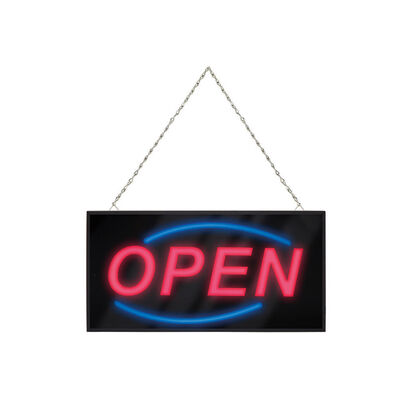 43Cm Led Open Sign/Electric Board/Light/Hanging For Wall/Glass Window/Shop/Cafe