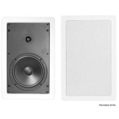 In-Wall Speaker - Two-Way System